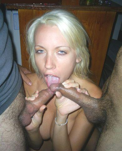 Interracial college fucking amateur