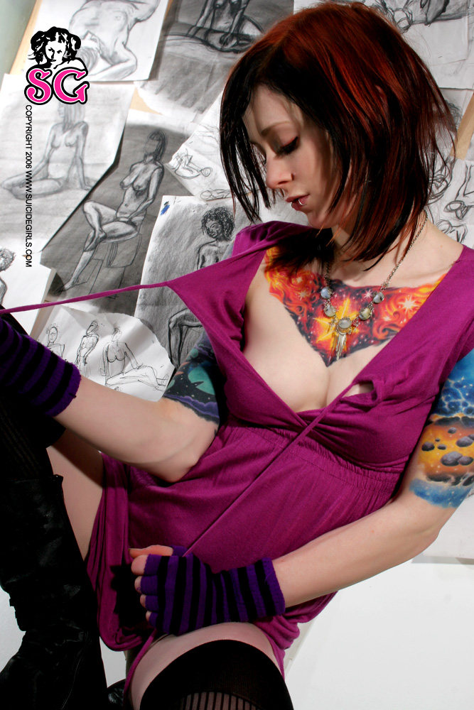 Are mistaken. julie suicide girl desnuda share your